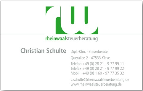 Christian Schulte card partner